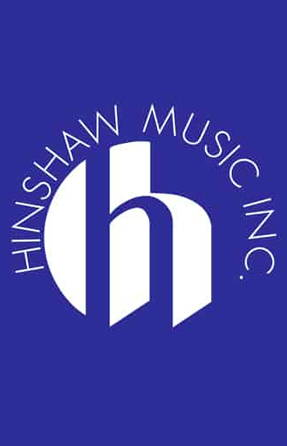 Browse Choral Tracks Songs from Publisher Hinshaw Music