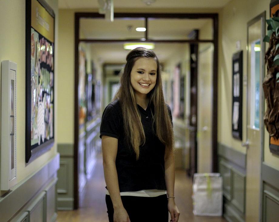 Allison Linscombe , Teacher