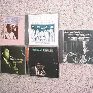 Coleman Hawkins,Pablo jazz maturity Charlie Parker