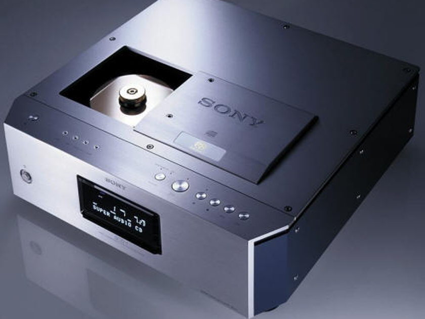 Sony SCD-1 SACD/CD Player