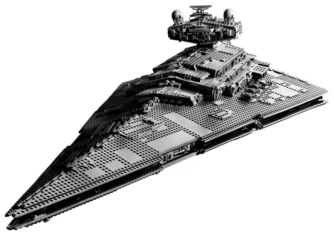 LEGO Imperial Star Destroyer 75252
