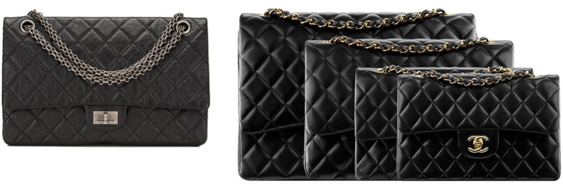 bf9dc88b9531 Most sought-after classic Chanel styles  Classic Bag Descriptions