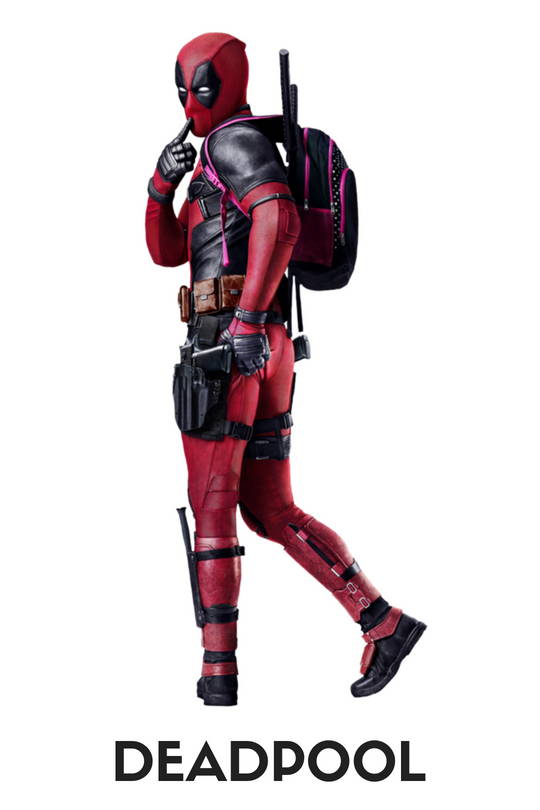 Deadpool Action Figures, Toys, Bobbleheads, Pops, Statues, Keychains, Wallets, Mobile Phone Cases, Laptop Skins, T-shirts, mugs and more, free shipping across India