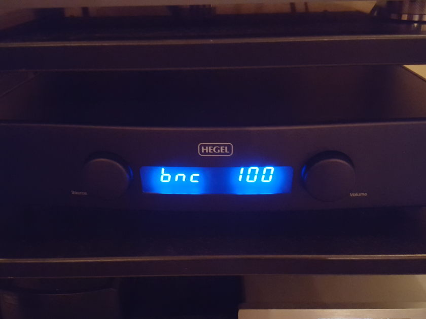 Hegel HD30 Digital-to-Analog Converter : SoundStage HiFi DAC Of The Year