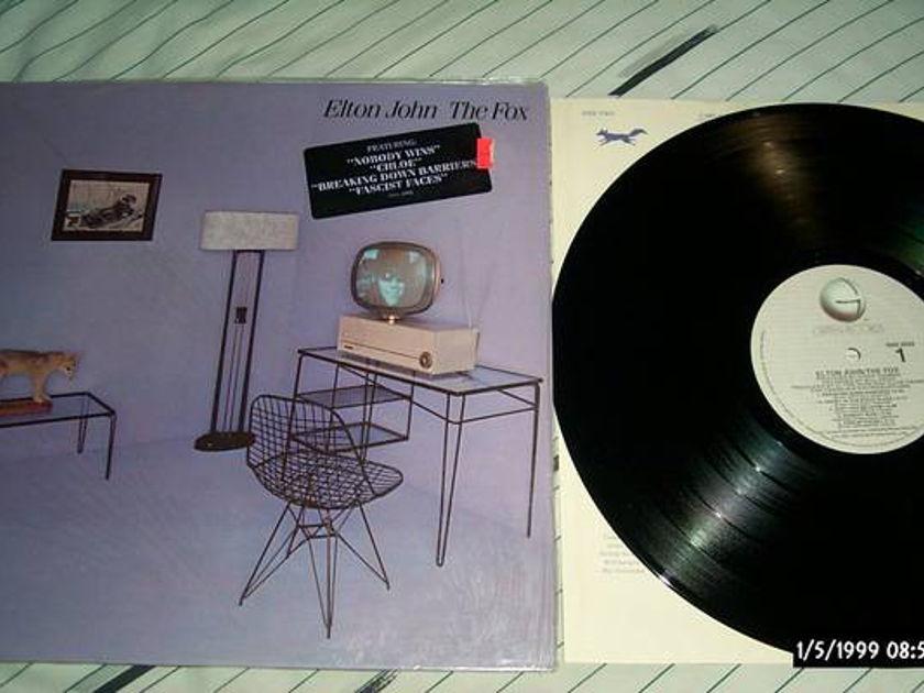 Elton john - The Fox lp nm