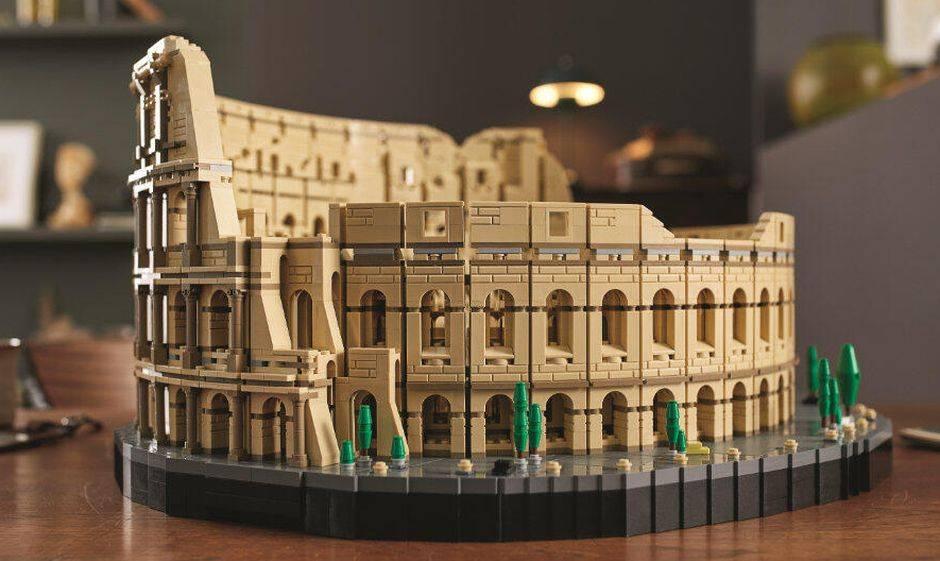 Architecture Roman Colosseum Building