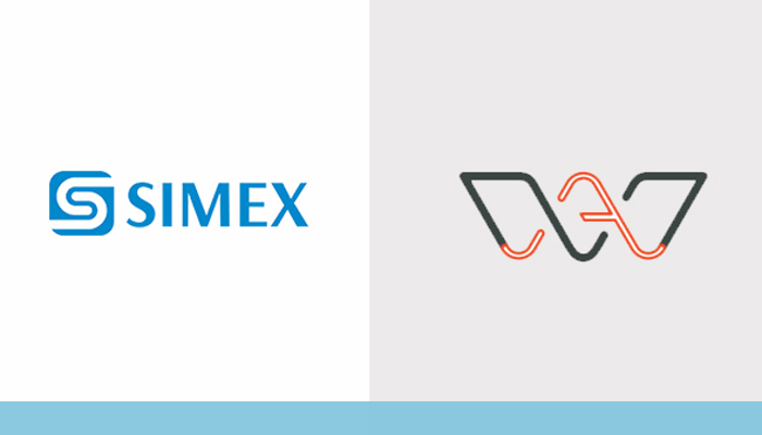 WIRE tokens are available for trading on SIMEX