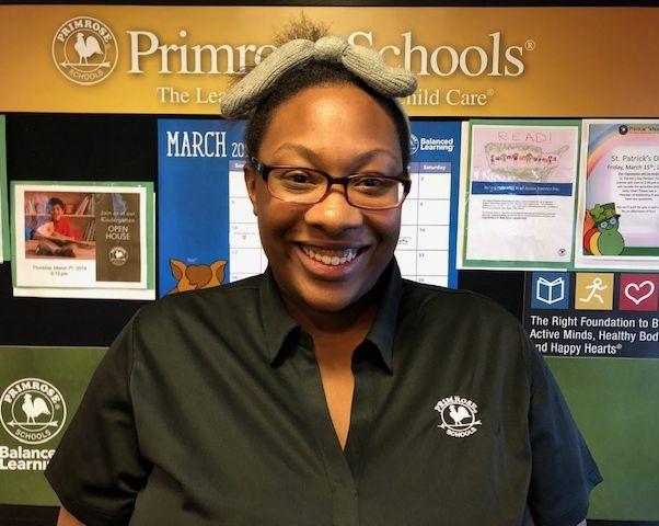 Ms. Nkaia Glynn , Food Service Teacher