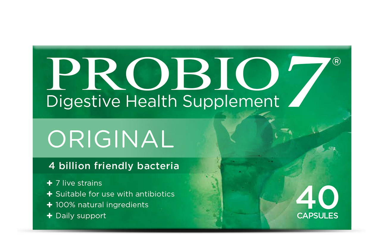 Probio7 Original. For those looking for a daily amount of friendly bacteria, similar to a live yogurt but without the added sugar.