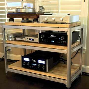 Audiophile Grade Rack, Priority