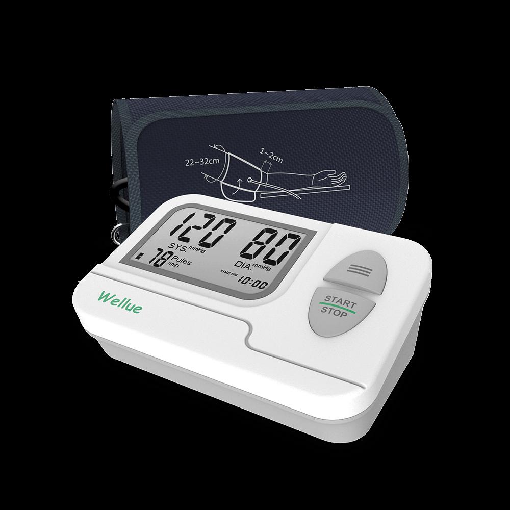 Wellue Oberarm Blutdruckmessgerät