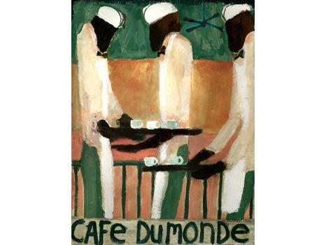 "Hemmerling Art Print ""Cafe Du Monde"""
