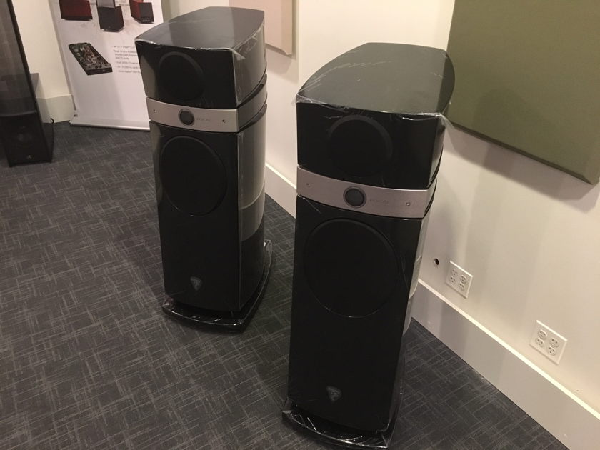 Focal Scala V2 Utopia- Hot Chocolate Lacquer **Trade-in**