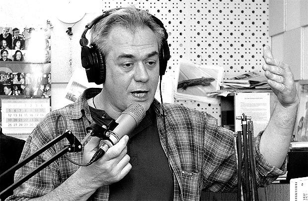 Прощание с главредом «Говорит Москва» Сергеем Доренко, намеченное на 12 мая, перенесено - Новости радио OnAir.ru