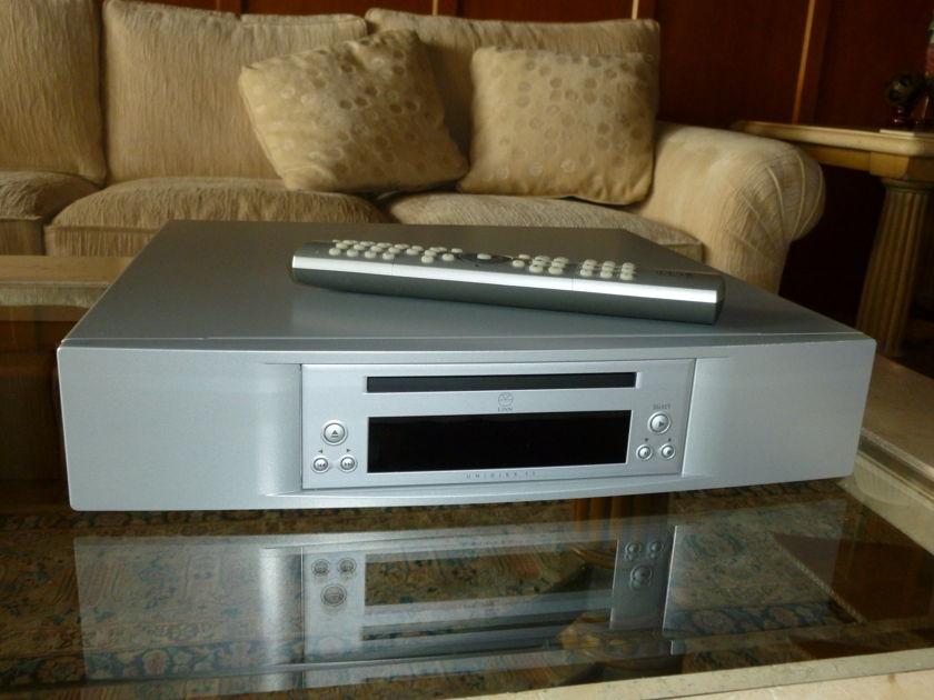 Linn Unidisk 1.1 (silver) Reference CD/SACD/DVD Audio/DVD Player