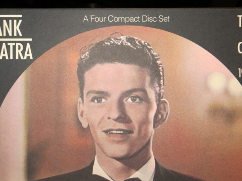 FRANK SINATRA - the voice the columbia years 1943-1952 4 cds