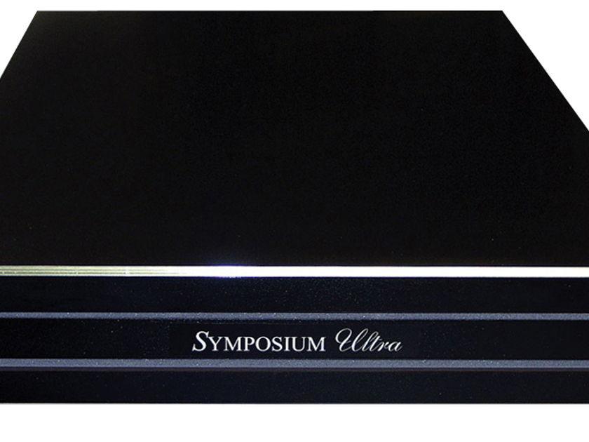Symposium Ultra Platform Stealth Black Edition  19x18 Superb cond