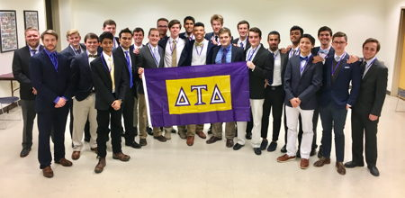 Delta Tau Delta Returns to University of North Carolina at Chapel Hill