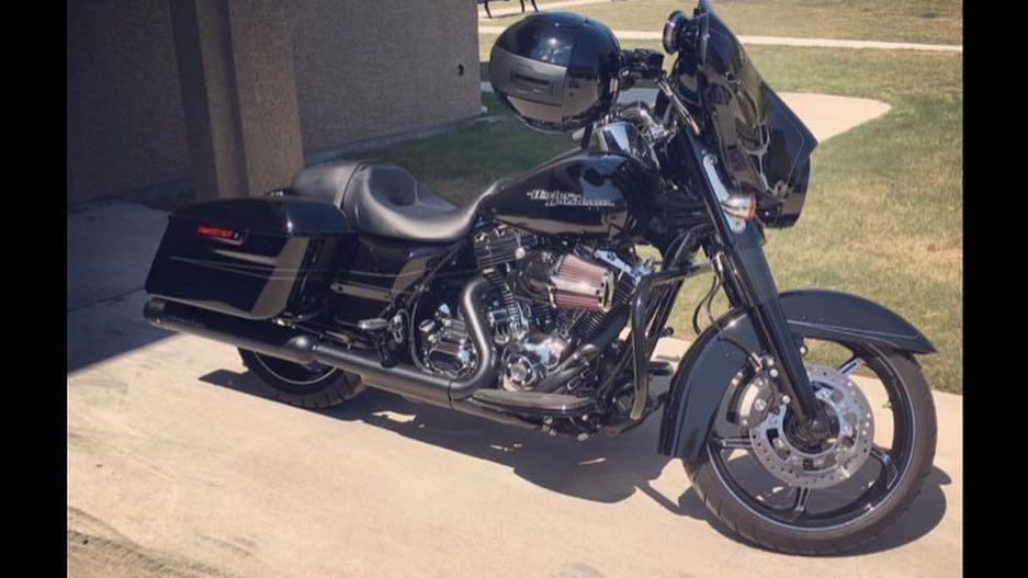 Harley Davidson Street Glide Special For Rent Near Las Vegas Nv