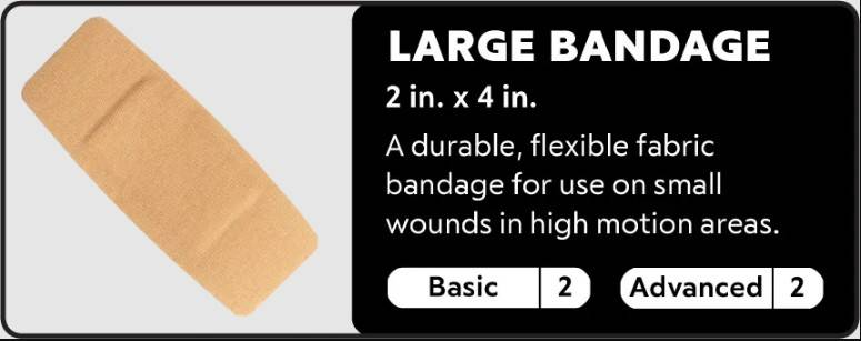 Large Bandage