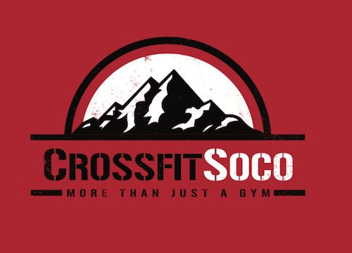 CrossFit SoCo logo