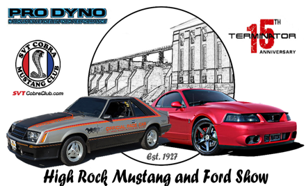 High Rock Mustang & Ford Show (Formerly Parkway)