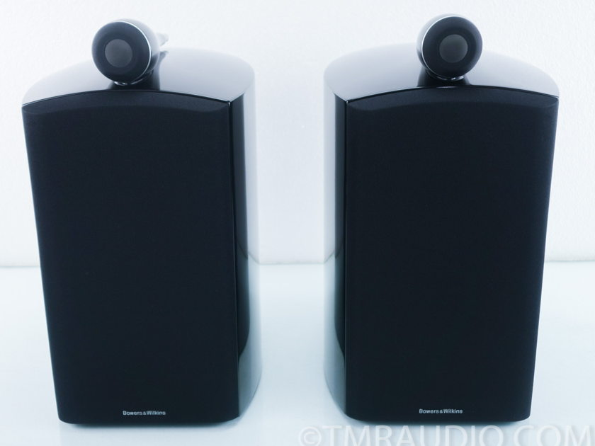 B&W  805 D2 Bookshelf Speakers;  Pair Bowers & Wilkins(9570 )