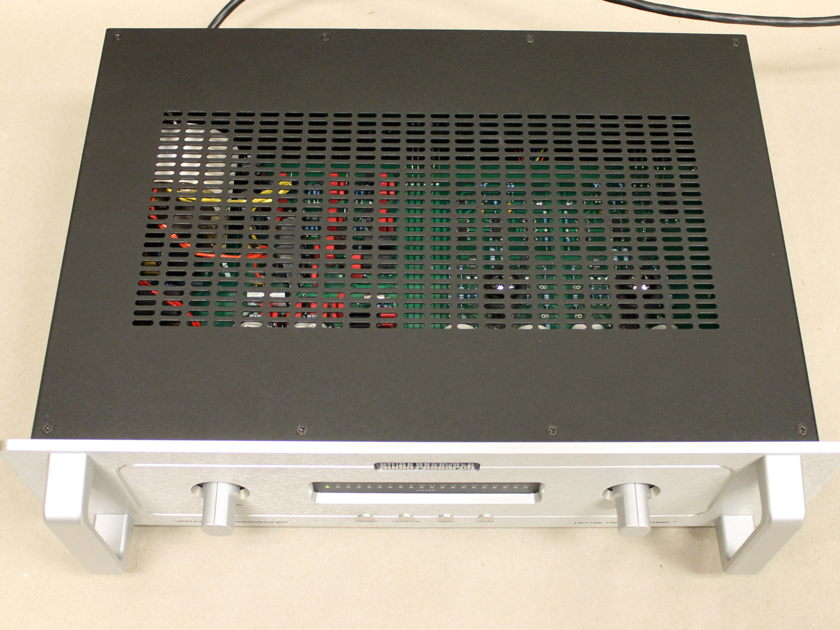 Audio Research LS-17 SE Linestage Preamplifier, Silver