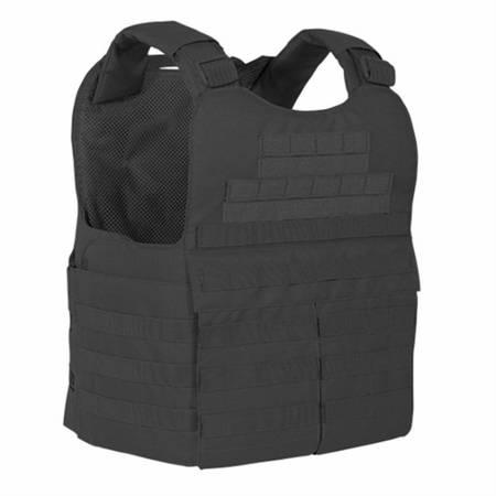 bulletproof body armor vest