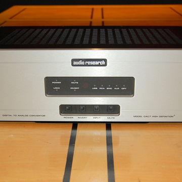 Audio Research DAC-7