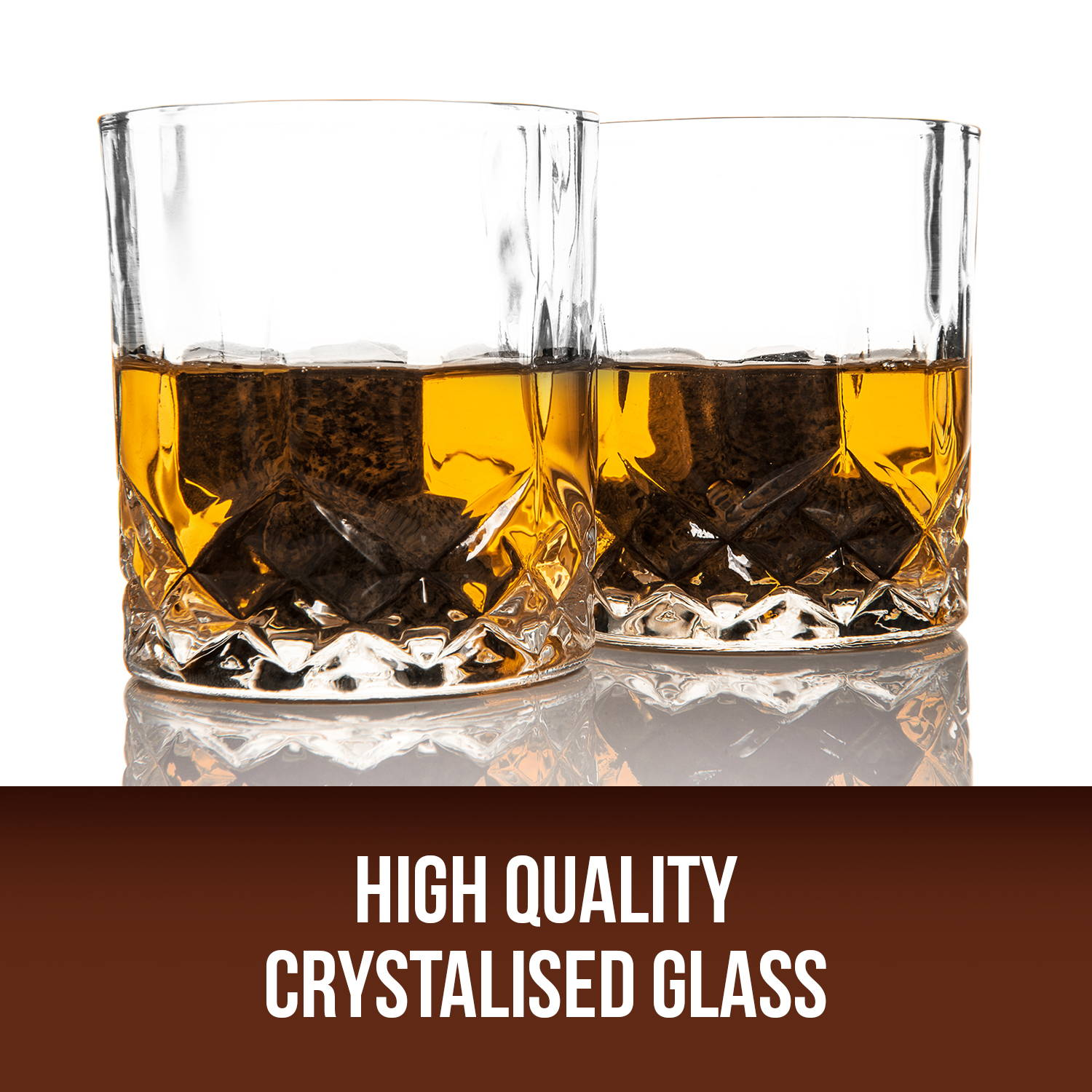 High-quality Crystalised Glass
