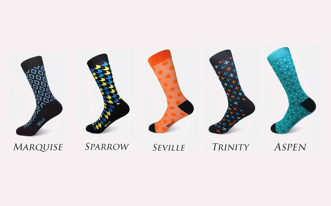 the best men's dress socks