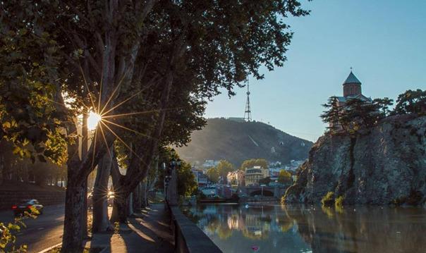 Тбилиси-древний и вечно молодой!
