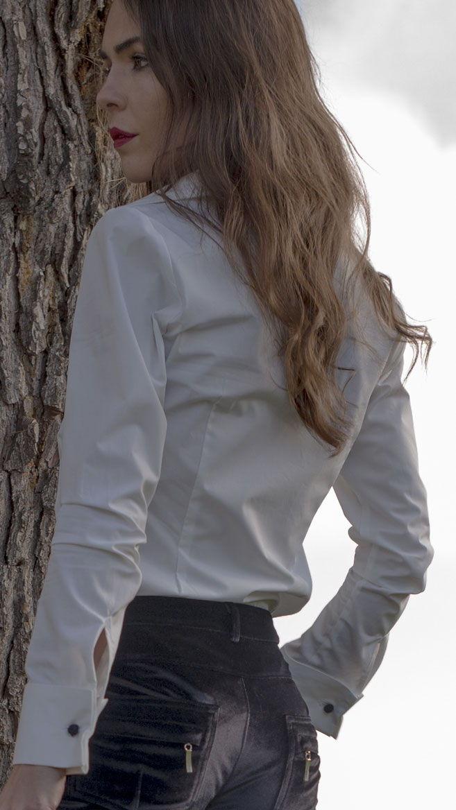 Сорочка под смокинг