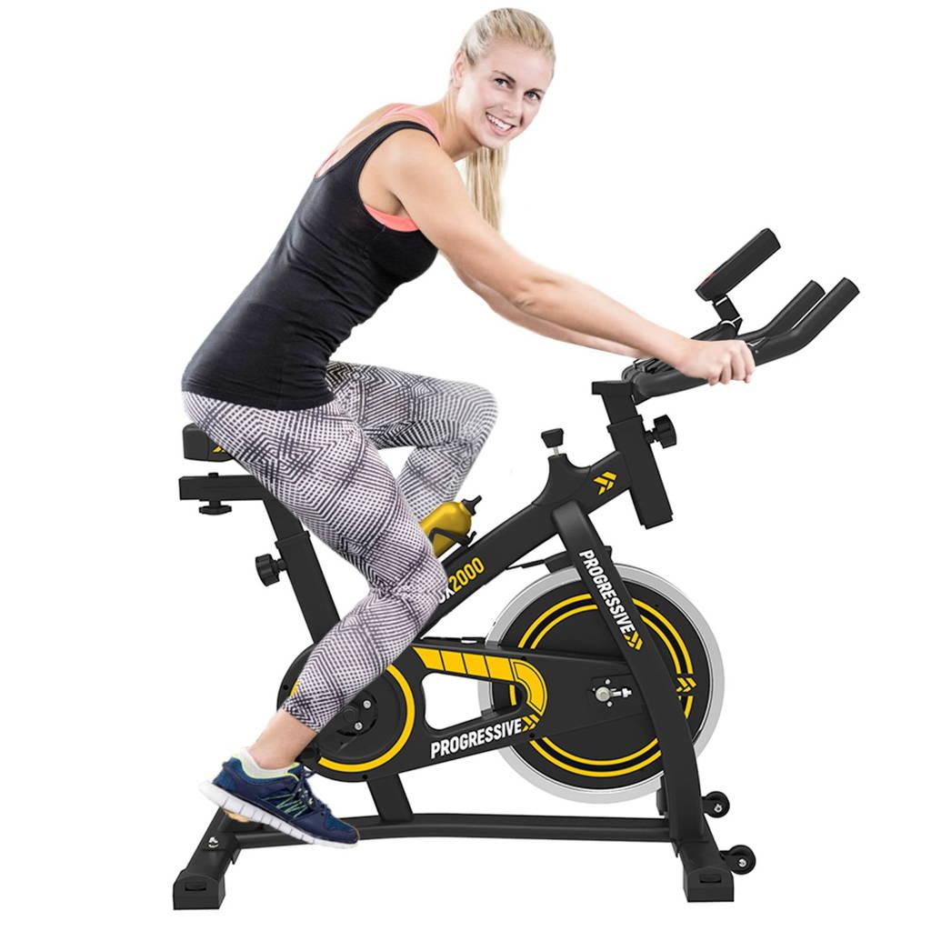 biciclete de fitness progressive