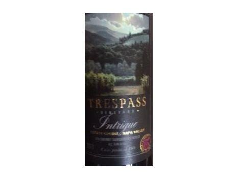 "2012 Trespass Vineyard ""Intrigue"", Magnum"