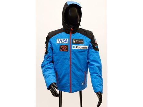 Men's Official Alpine Team Jacket by Spyder, M