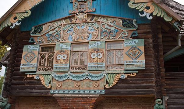 Обзорная экскурсия и поездка в Талашкино-Фленово