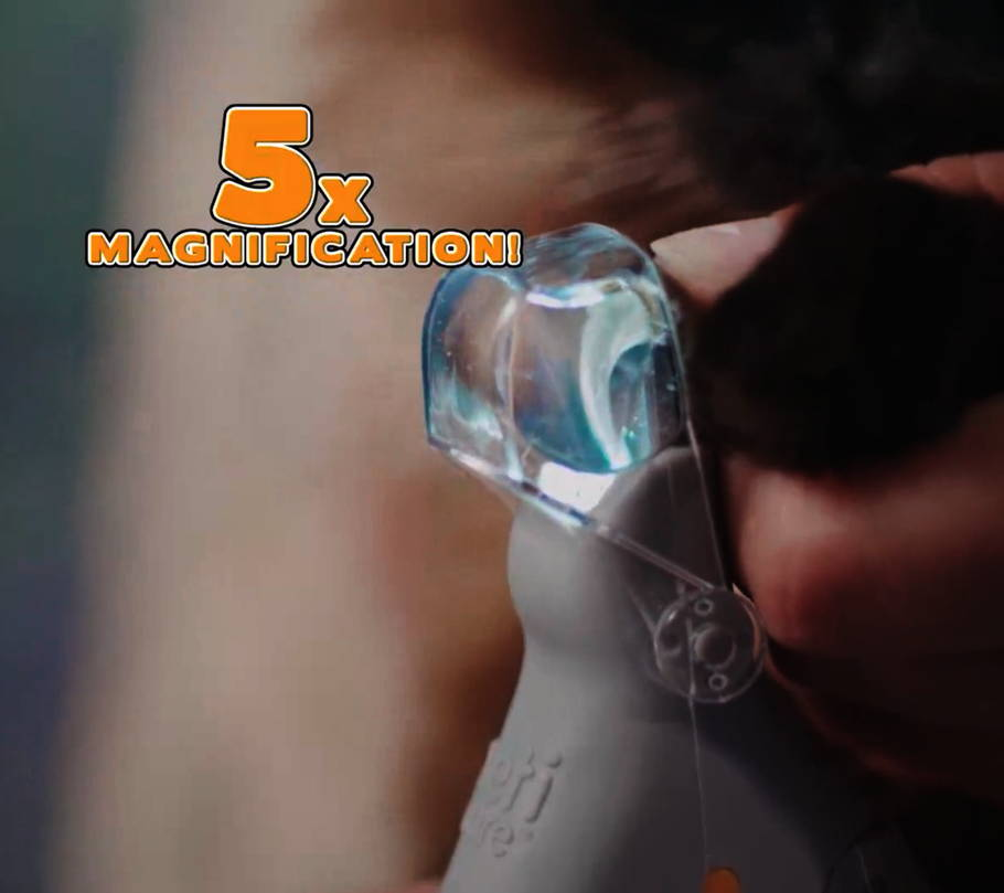 5x Magnification