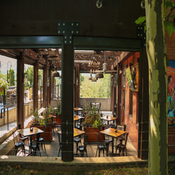 The Century Room and the Parkside Patio  Thumbnail Image