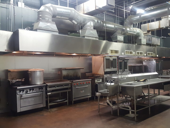Shared Commercial Kitchen