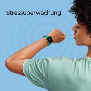 Amazfit Bip U Pro - Stressüberwachung