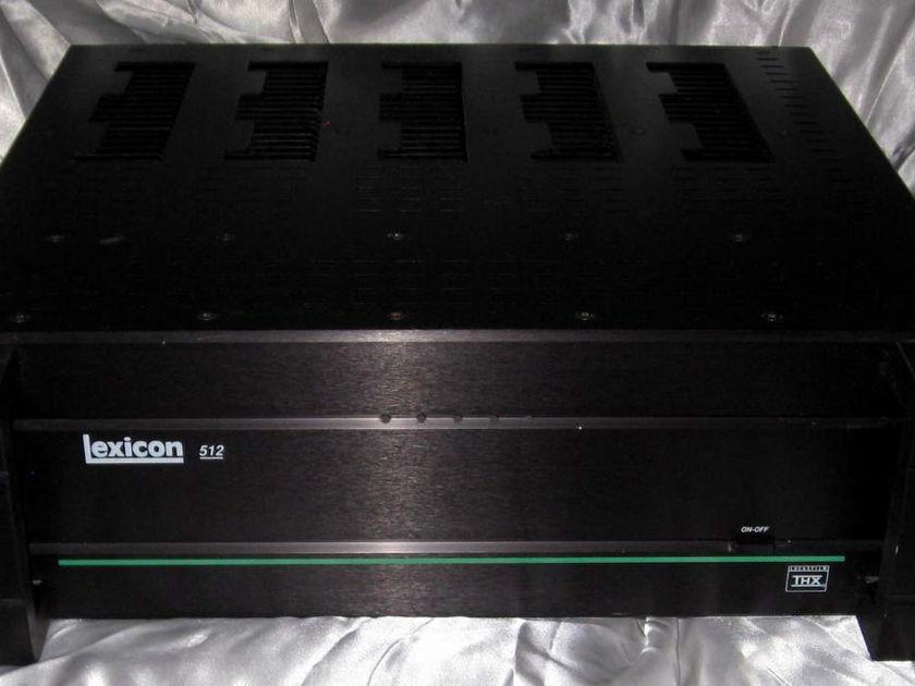 Lexicon NT-512 power amplifier