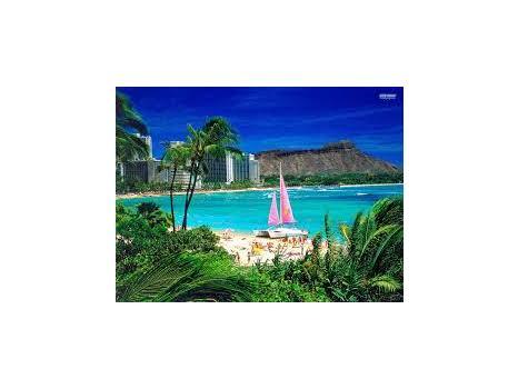 3 Night Stay at Waikiki Beach, Hawaii