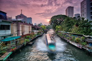 Morning River Cruise in Bangkok
