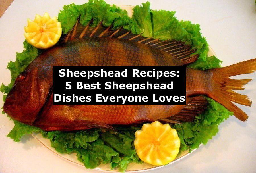 Sheepshead Dishes