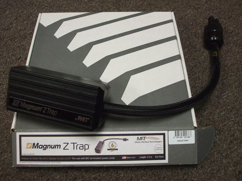 MIT Magnum Z Trap AC Noise Filter