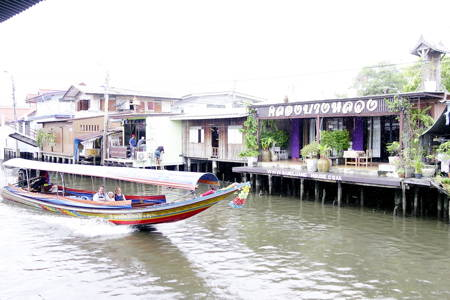 See Bangkoks Hidden Gem by longtailboat