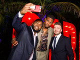 David Beckham hosts event held in E&V portfolio property