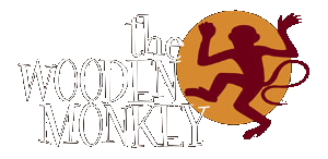 Logo - Wooden Monkey - Dartmouth